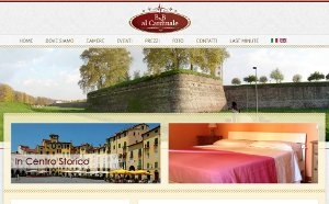 Bed and breakfast in Lucca